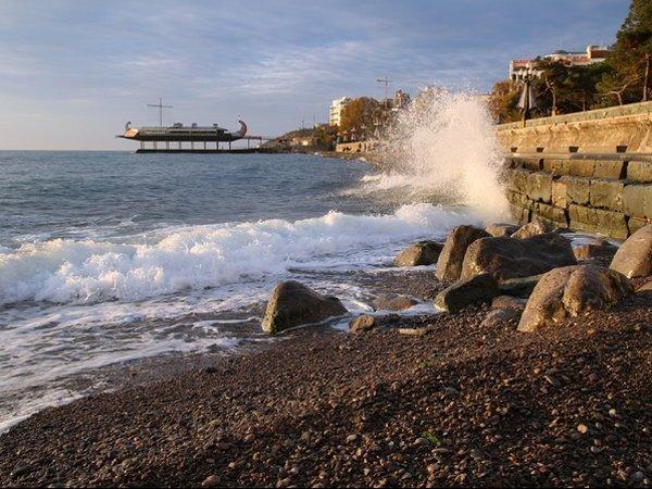 Интерес к русским курортам резко упал