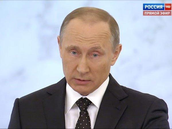 Путин: Свобода предпринимательства должна стать ответом насанкции противРФ...