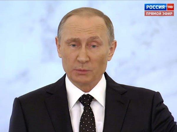 Владимир Путин: «К 2020г Российская Федерация должна обеспечить себя отечественным продовольствием»...
