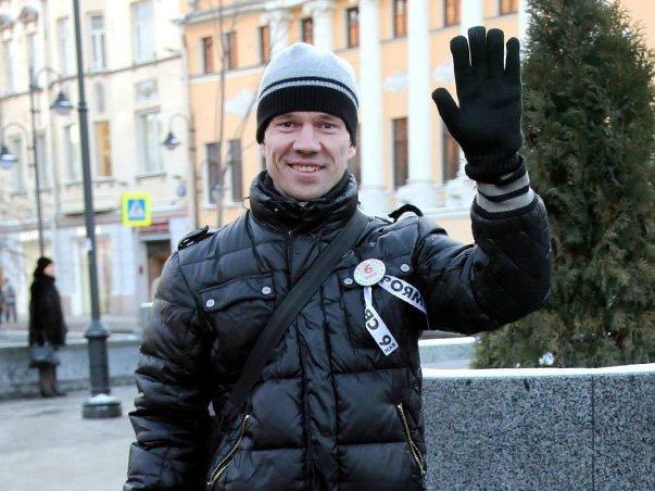 Верховный суд отказался проверять вердикт Ильдару Дадину
