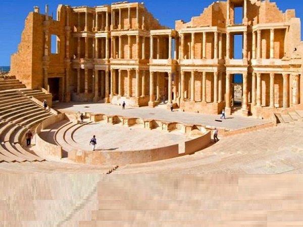 ИГзахватило охраняемый ЮНЕСКО город вЛивии