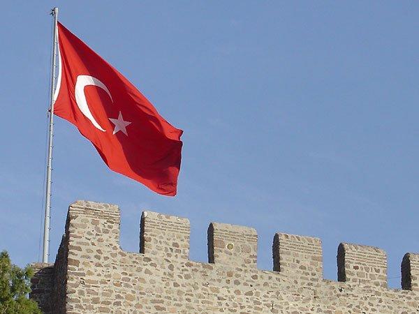Турция начала строительство базы ВМС вЧерном море