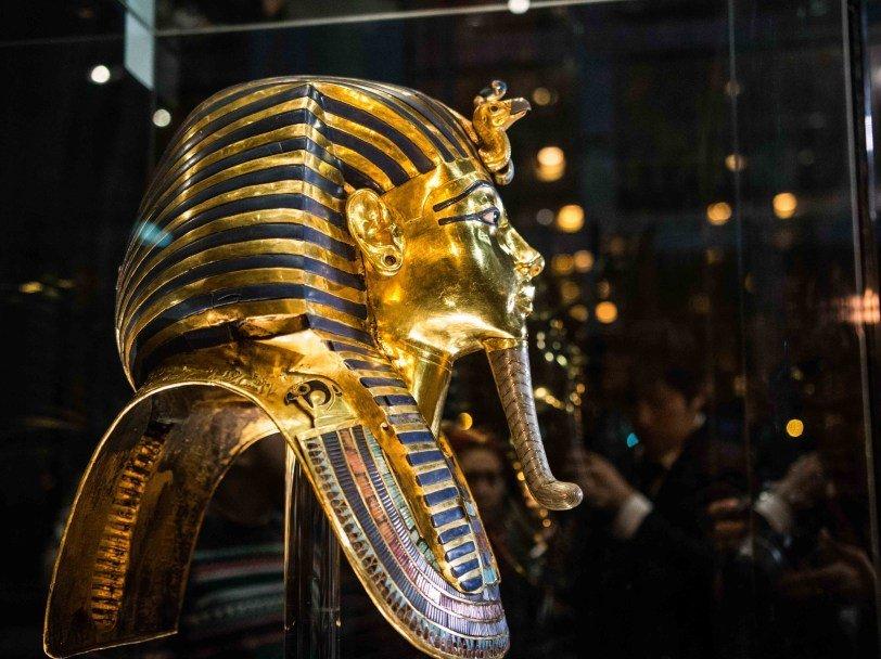 городе фото маски фараонов фото