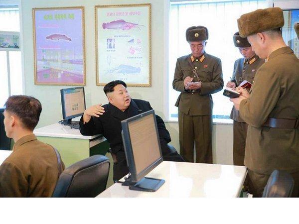 Северная Корея предложила США заключить мирное соглашение, – Reuters - Цензор.НЕТ 2100