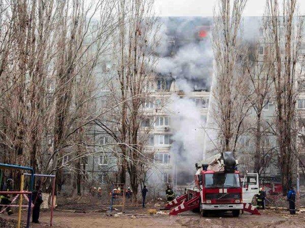 При разборе завалов наКосмонавтов, 47 вВолгограде найден 2-ой погибший