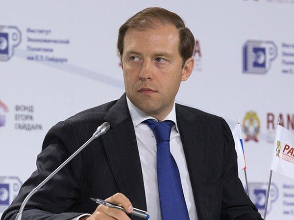 Руководитель  Минпромторга Мантуров войдет всовет начальников  «Газпрома» вместо Улюкаева