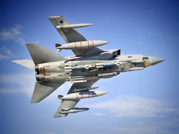 Британия впервые применила высокоточные ракеты Бримстоун вСирии