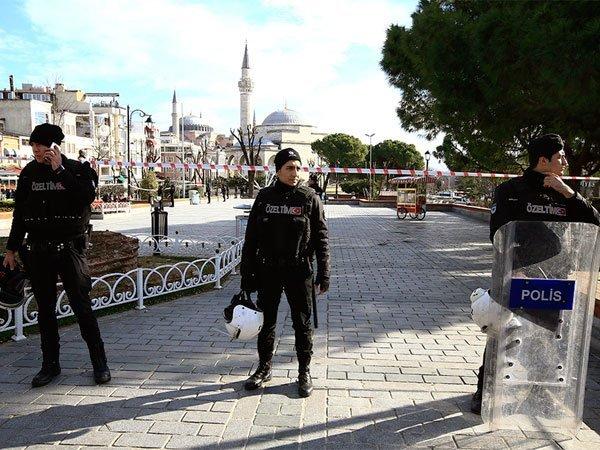 ВТурции задержаны восемь подозреваемых впричастности ктеракту вСтамбуле