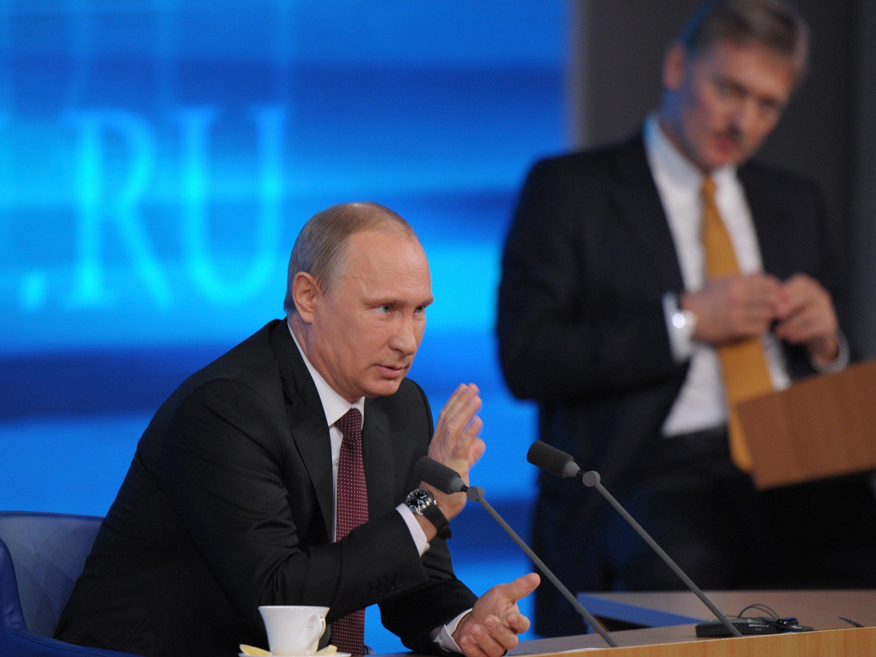 Кремль отреагировал надемонизирующий РФ и Владимира Путина фильм CNN