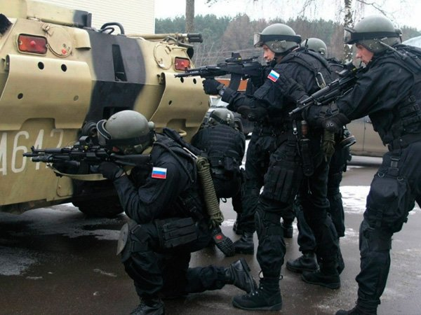 ФСБ раскрыла канал контрабанды оружия изсоедененных штатов в Российскую Федерацию