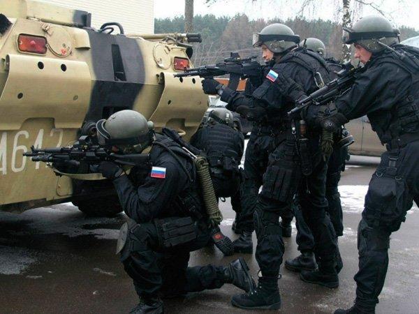 ФСБ проинформировала озадержании группы, готовившей теракт в столицеРФ — Четверо изИГ