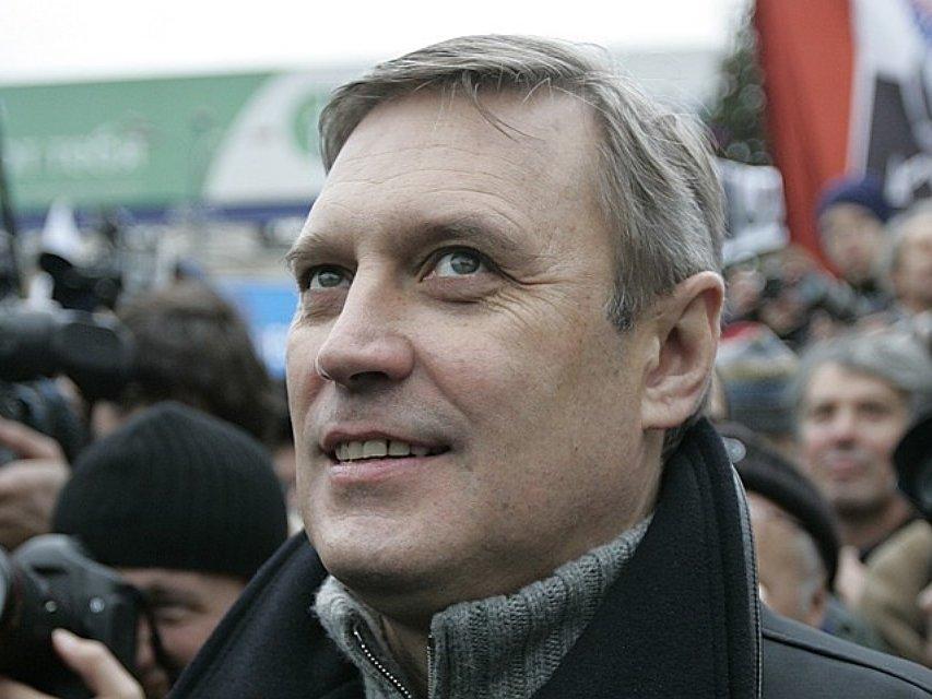 Касьянов будет «единым кандидатом»?