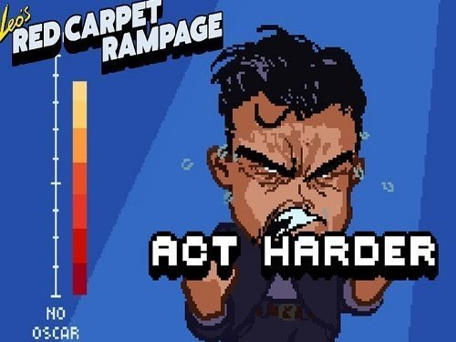Онлайн-игра Red Carpet Rampage