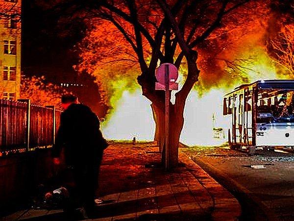 Эрдоган назвал виновного втеракте вГазиантеле