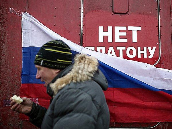 Организатор протестов дагестанских дальнобойщиков схвачен в столице России