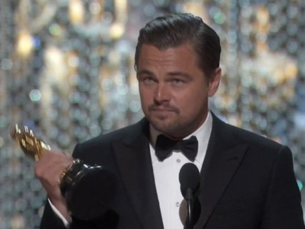 ИзЯкутии Леонардо ДиКаприо отправили серебряную статуэтку «Оскара»