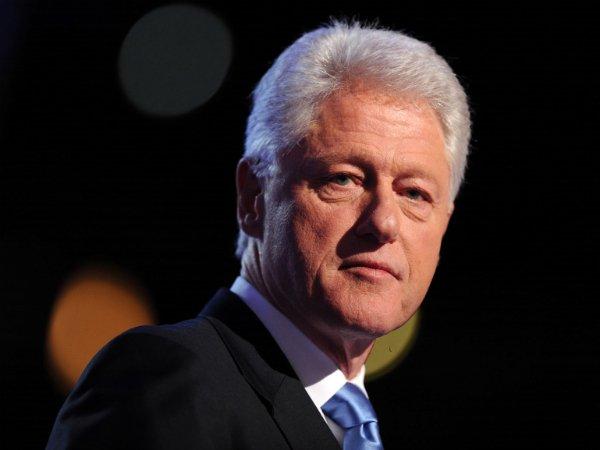УБилла Клинтона есть внебрачный сын отчернокожей проститутки