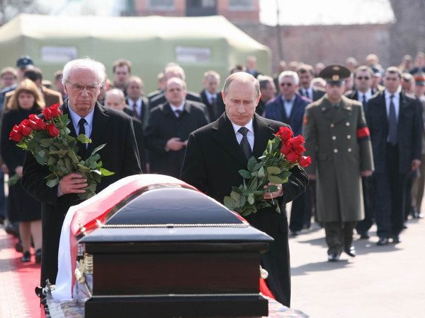После вскрытия тела экс-президента Качиньского названа причина его смерти