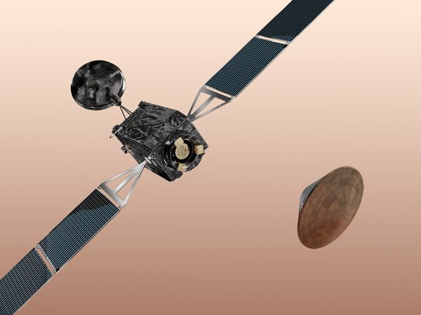 ExoMars 2016 mission