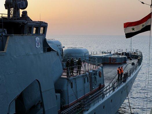 Российская Федерация направила вСирию «весь Северный флот»— НАТО