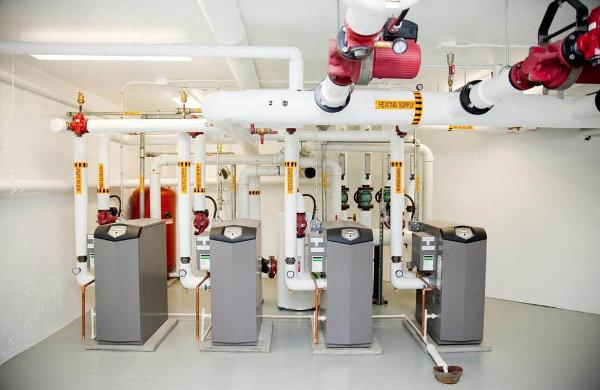 газовая котельная для многоквартирного дома екатеринбург