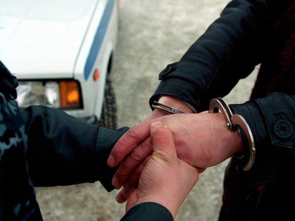 Арест. Наручники.