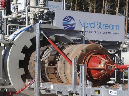 Газ России  снова пошел по«Северному потоку» вЕвропу