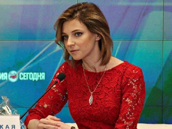 Наталья Поклонская будет проверять доходы депутатов