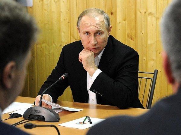 В штабе Путина отказались заводить официальные группы в его поддержку в соцсетях