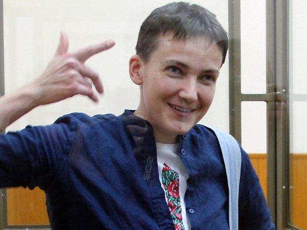 Савченко могут госпитализировать уже вближайшие дни— юрист