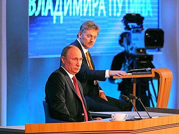 Песков: Путин— больший либерал, чем «псевдооппозиционеры»