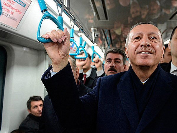 Впарламенте Турции поддержали переход страны кпрезидентской республике
