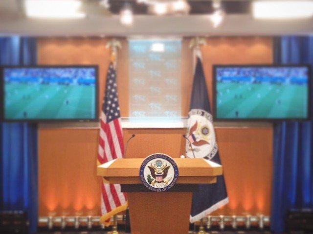 Все высшие начальники госдепартамента США направились вотставку