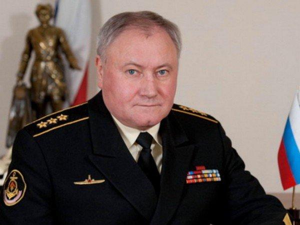 Главком ВМФ рассказал о наращивании вооружений США и НАТО у границ России