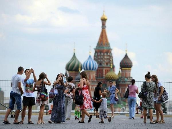 Москва включена врейтинг наилучших городов мира для путешествий