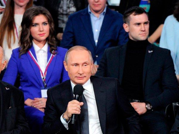 Выступление В.Путина на консилиуме ОНФ