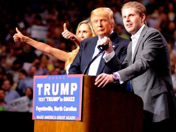 Посол США вЕС: Трамп поддерживает распад объединения