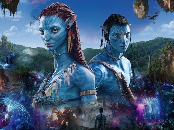 Постер фильма Аватар