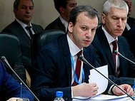 Заместитель Председателя Правительства Российской Федерации Аркадий Дворкович