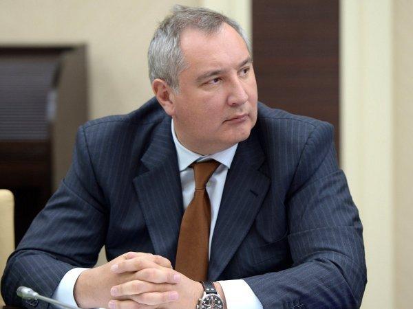 Рогозин: РФ разработает ракету для создания базы наЛуне