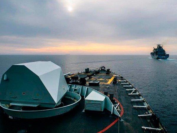 ВСредиземном море началась операция НАТО Sea Guardian