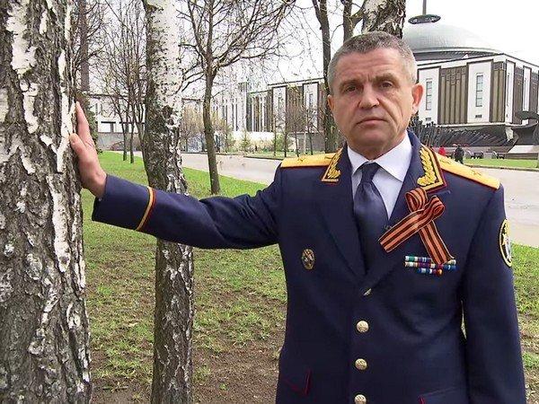 Прежний председатель СКР Владимир Маркин написал документальный детектив