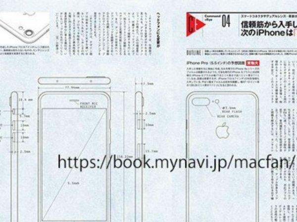 Слухи: дата презентации и начало продаж iPhone 7