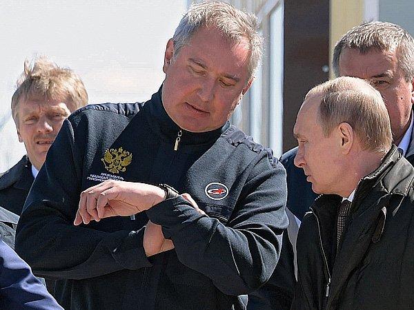 «Роскосмосу» и«Росатому» запретили подписывать юридически значимые соглашения сСША