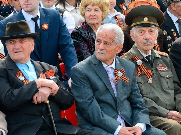 В Госдуме предложили уголовное наказание за оскорбление чувств ветеранов
