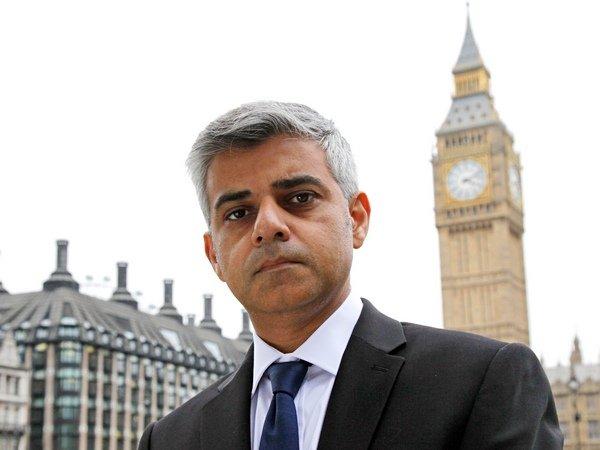 Мэр Лондона выступил против визита Трампа в Англию