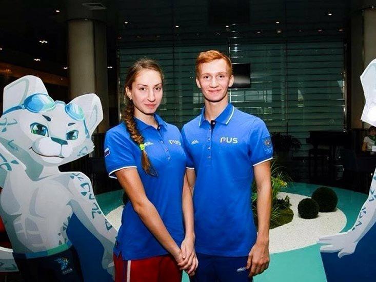Александр Мальцев и Микаэла Каланча