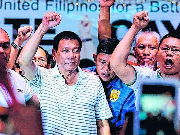 Президент Филиппин извинился заоскорбление вадрес Обамы