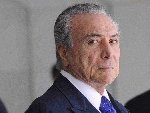 Президенту Бразилии предъявлены обвинения в коррупции и отмывании денег