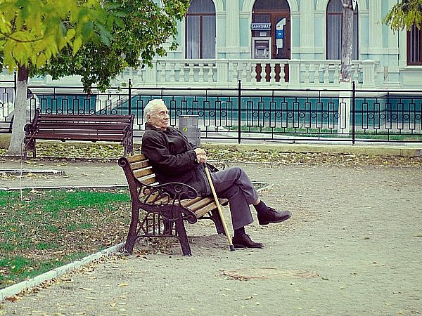 Богатых пожилых людей небудут лишать пенсии